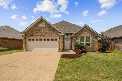 College Station Single Family Home For Sale: 4263 Rock Bend Drive