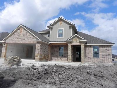 College Station Single Family Home For Sale: 4015 High Creek Court