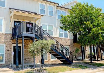 College Station Condo/Townhouse For Sale: 1725 Harvey Mitchell #1716