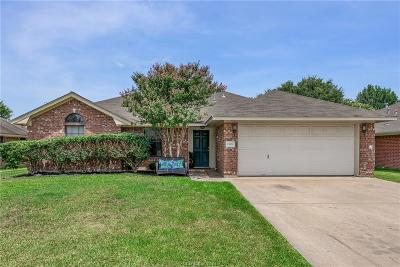 Brazos County Single Family Home For Sale: 1509 Kernstown Lane