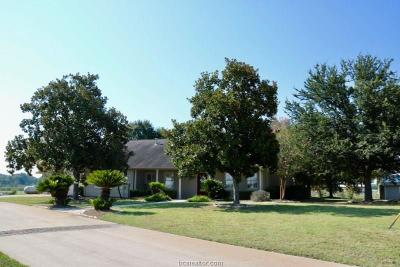 Navasota Single Family Home For Sale: 7199 Hassell Lane