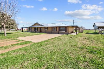 Milam County Single Family Home For Sale: 1552 County Rd 267 County Road