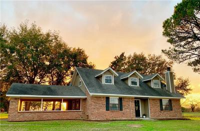 Bryan Single Family Home For Sale: 9269 Wheelock Hall Road