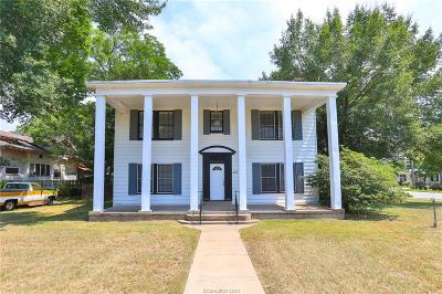 Hearne Single Family Home For Sale: 307 Barton Street