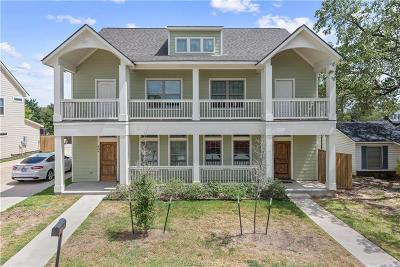 College Station Multi Family Home For Sale: 404 Ash Street