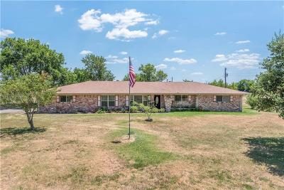Burleson County Single Family Home For Sale: 969 Farm Road 60