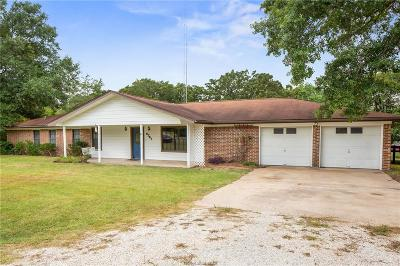 Brazos County Single Family Home For Sale: 6767 Hollow Heights Drive