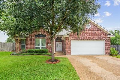 Bryan , College Station  Single Family Home For Sale: 4203 Arundel Court