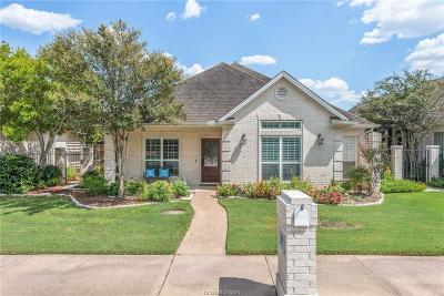 College Station Single Family Home For Sale: 4920 Spearman Drive