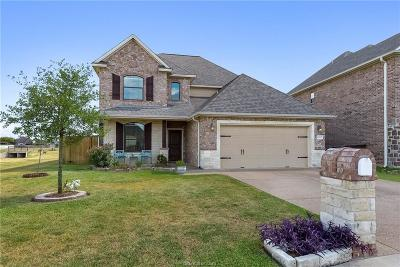 College Station Single Family Home For Sale: 4107 Cripple Creek Court