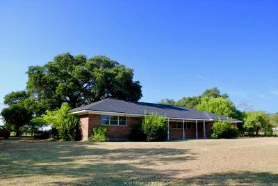 Grimes County Single Family Home For Sale: 11116 Fm 1696 Road