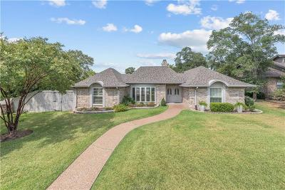 College Station Single Family Home For Sale: 8701 Sandstone Drive