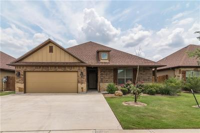 Bryan  , College Station Condo/Townhouse For Sale: 3008 Papa Bear Drive