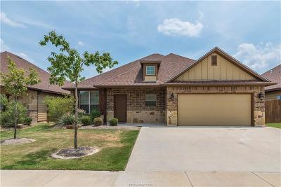 Bryan  , College Station Condo/Townhouse For Sale: 3012 Papa Bear Drive
