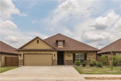 Bryan  , College Station Condo/Townhouse For Sale: 3014 Papa Bear Drive