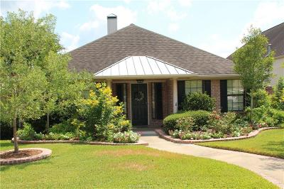 Single Family Home For Sale: 4717 Stonebriar Circle