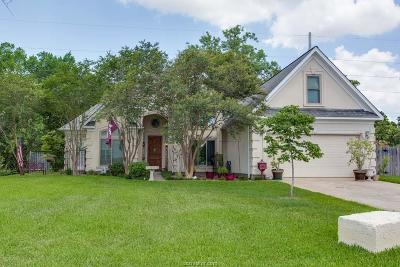 Bryan Single Family Home For Sale: 400 Fairway Drive