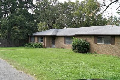 Madisonville Single Family Home For Sale: 815 Stutts Street