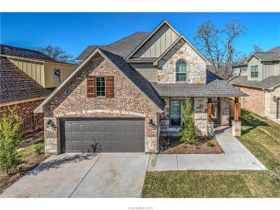 College Station Single Family Home For Sale: 2500 Portland