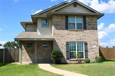 Brazos County Single Family Home For Sale: 4121 McFarland Drive
