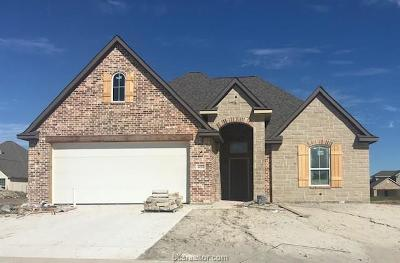 College Station Single Family Home For Sale: 4011 Lodge Creek