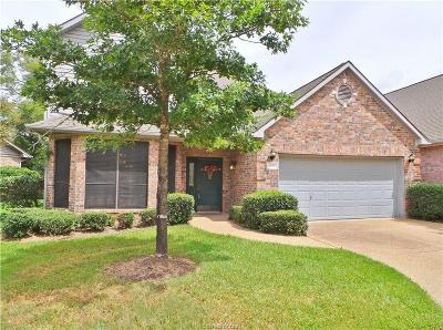 College Station Single Family Home For Sale: 1301 Essex Green