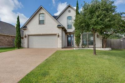 College Station Single Family Home For Sale: 120 Walcourt Loop