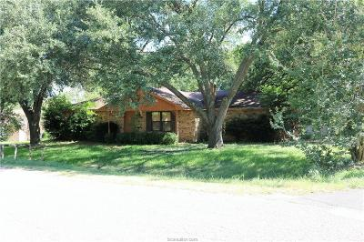 Madisonville Single Family Home For Sale: 300 Heath