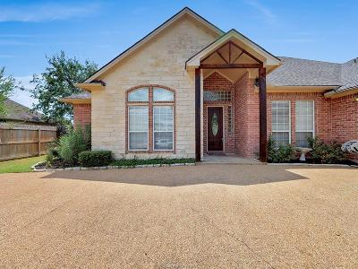 College Station Single Family Home For Sale: 3206 Caterina Lane