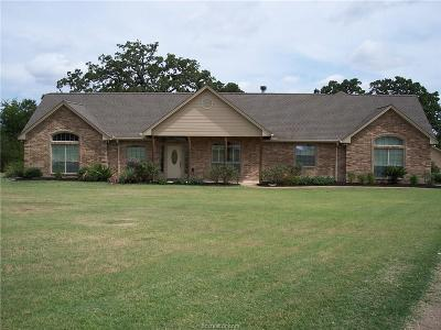 College Station Single Family Home For Sale: 9421 Daisy Lane