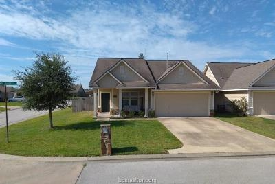 College Station Single Family Home For Sale: 3908 Crown Ridge Court
