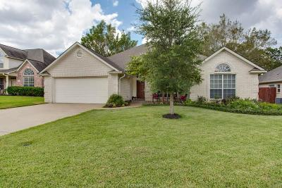 College Station Single Family Home For Sale: 1211 Windrift Cove