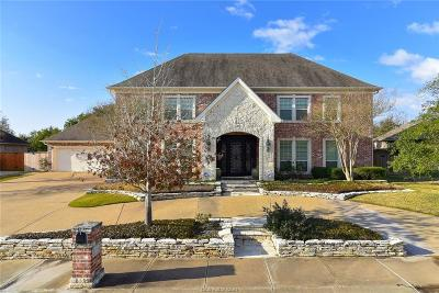 College Station Single Family Home For Sale: 5114 Sycamore Hills Drive