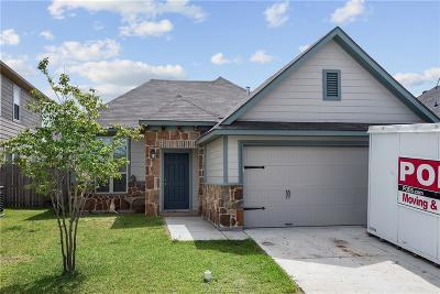 Bryan Single Family Home For Sale: 2027 Stubbs Drive