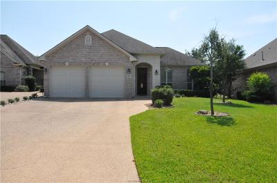 College Station Single Family Home For Sale: 306 Cecilia Loop
