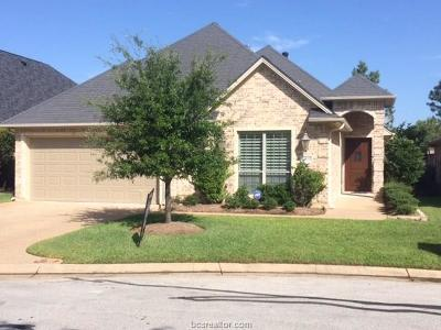 Bryan Single Family Home For Sale: 3929 Park Meadow Lane