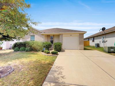 College Station TX Single Family Home For Sale: $139,900