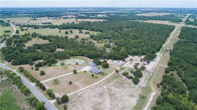 Brazos County Single Family Home For Sale: 6045 Old Reliance Road