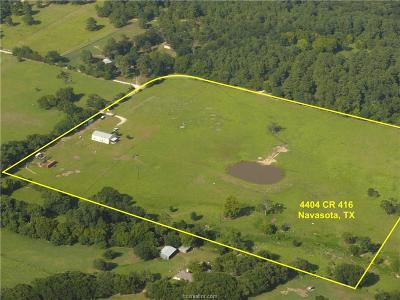 Navasota Residential Lots & Land For Sale: 4404 County Road 416