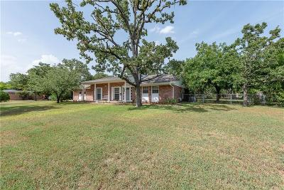 College Station Single Family Home For Sale: 1205 Munson #A