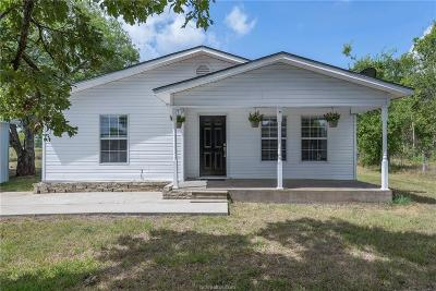 Bryan TX Single Family Home For Sale: $197,500