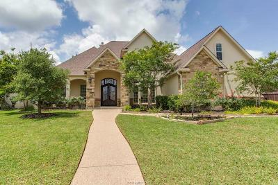Brazos County Single Family Home For Sale: 5304 Woodall Court