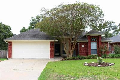 Bryan Single Family Home For Sale: 2827 Brandywine Circle