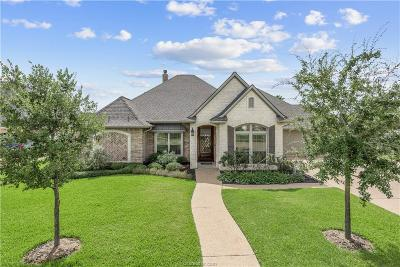 Bryan TX Single Family Home For Sale: $479,900