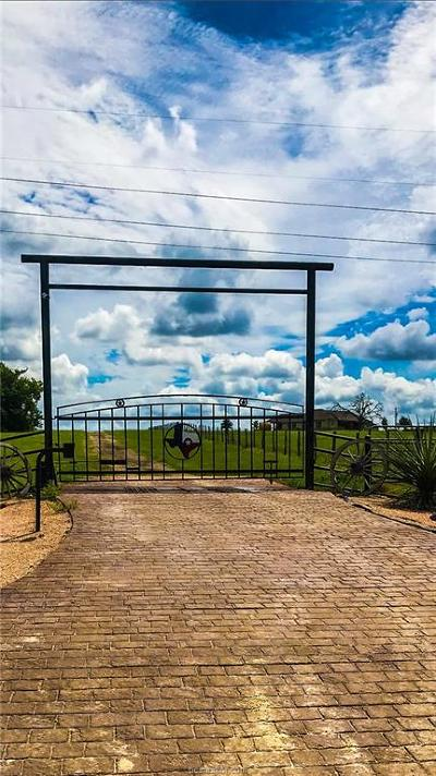 Navasota Residential Lots & Land For Sale: 6185 405 County Road