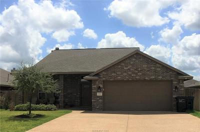 College Station Rental For Rent: 920 Emerald Dove