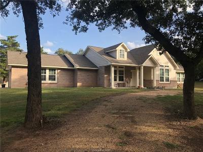 Milam County Single Family Home For Sale: 249 Twenty-Two Hills Road