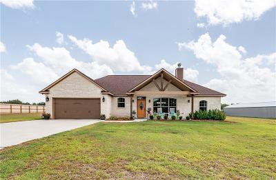 North Zulch Single Family Home For Sale: 4185 Green Pastures