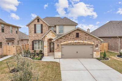 College Station Single Family Home For Sale: 2611 Portland Avenue