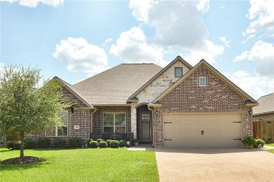 College Station Single Family Home For Sale: 2168 Chestnut Oak
